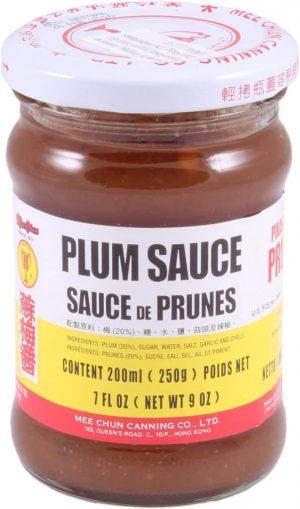 mee chun plum saus