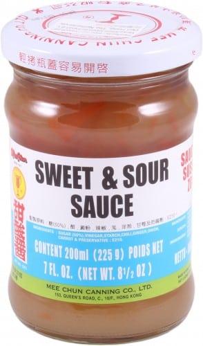 mee chun sweet & sour saus