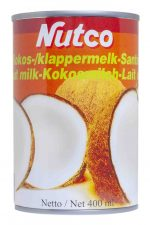 nutco klappermelk kokos kokosmelk cocosmelk klapper cocos melk milk halal 400ml