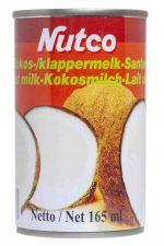 nutco klappermelk kokosmelk cocosmelk klapper cocos kokos melk milk halal 165ml