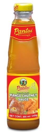 pantainorasingh mango chutney saus