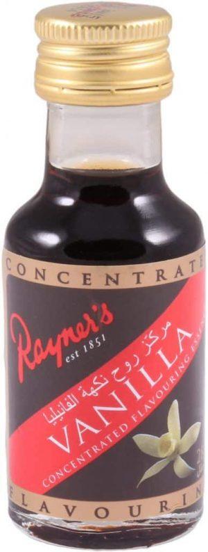 Rayner's vanille essence