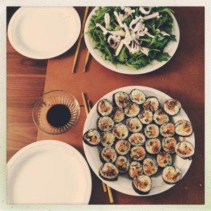 sushi soja saus