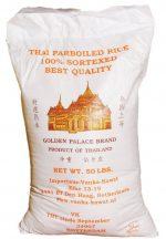 thai parboiled rijst