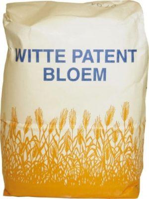 witte patentbloem