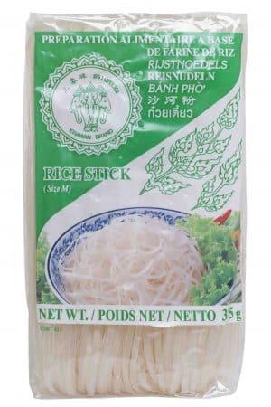Erawan rijststicks rice sticks noodles rijststengels rijstnoedels M medium