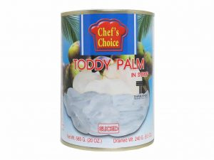 Chef's Choice toddy palm