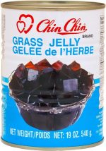 Chin grass jelly