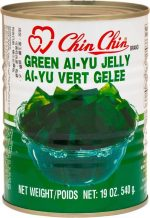 Chin green jelly