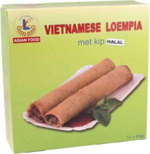 vietnamese loempia kip
