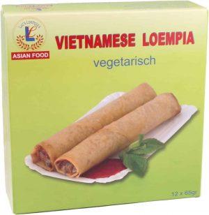 vietnamese loempia vegetarisch