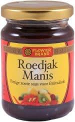 Flowerbrand roedjak manis 200 gram