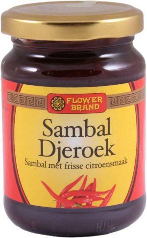 flowerbrand sambal djeroek