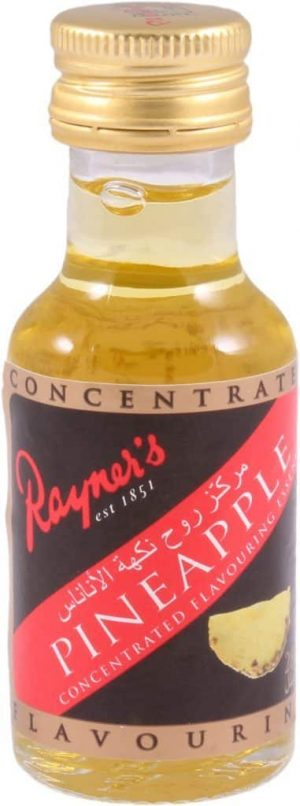Rayner's essence lemon