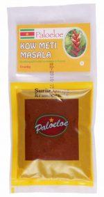 Paloeloe Surinaamse kruidenmix kow meti masala