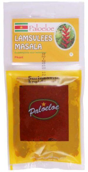 Paloeloe Surinaamse kruidenmix lamsvlees masala