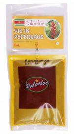 Paloeloe Surinaamse kruidenmix vis in pepersaus