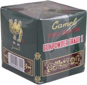 chameau gunpowder tea