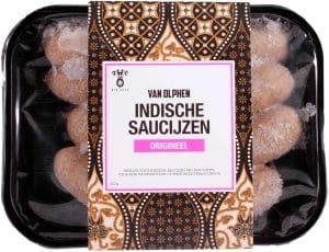 Van Olphen Indische saucijzen origineel