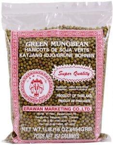 Erawan green mung beans katjang idjo