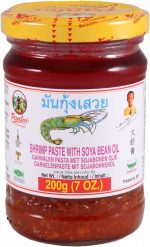 Pantainorasingh shrimp paste with soya bean oil