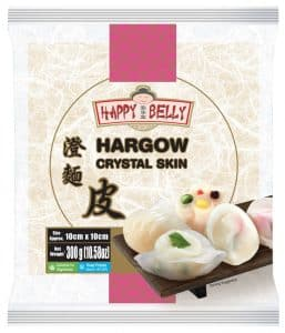 Happy Belly hargow crystal skin