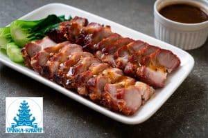 Vanka-Kawat roast red pork gerecht
