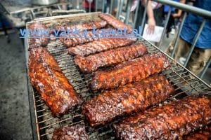 Vanka-Kawat roast red pork spare ribs