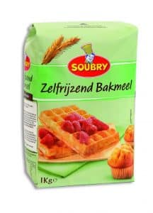 Soubry zelfrijzend bakmeel 1 kg