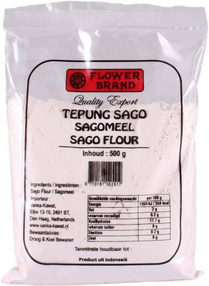 Flowerbrand tepung sagomeel