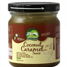 Nature's Charm caramel coconut