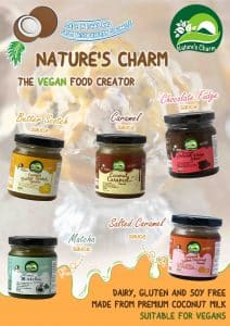 Nature's Charm 5 sauces