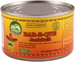 Nature's Charm bar-b-que jackfruit vegan