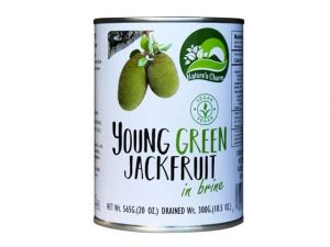 Nature's Charm young green jackfruit in brine