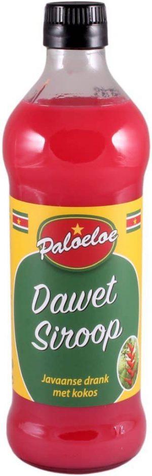 Paloeloe dawet siroop