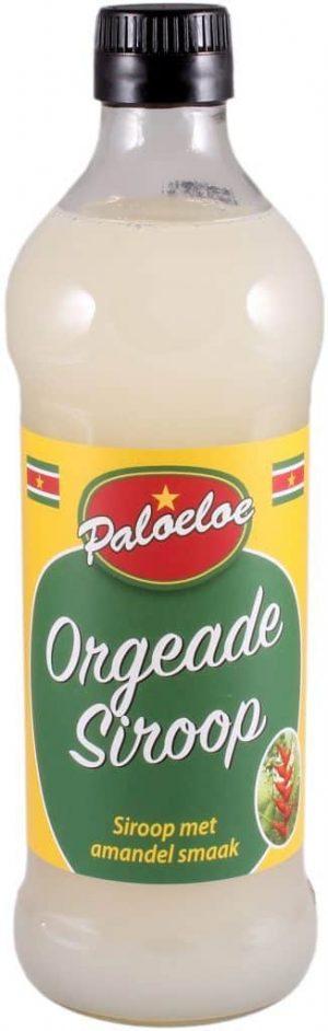 Paloeloe orgeade siroop