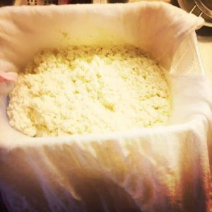 sojamelk tofu bereiding 2