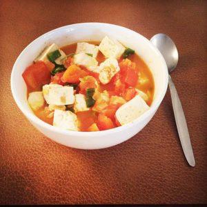 sojamelk tofu bereiding 5