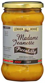 lekkerbekkie madame jeanette piccalilly