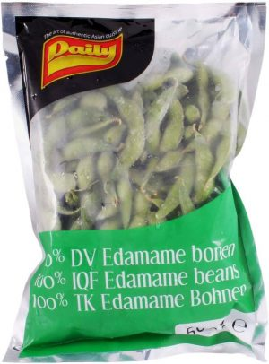 Daily edamame beans diepvries