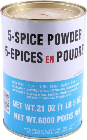 mee chun 5 spice powder