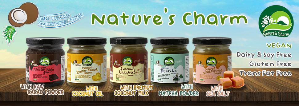 Nature's Charm caramel