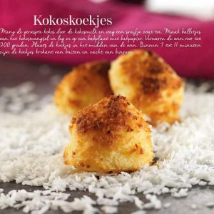 Vanka-Kawat Moesson kokoskoekjes
