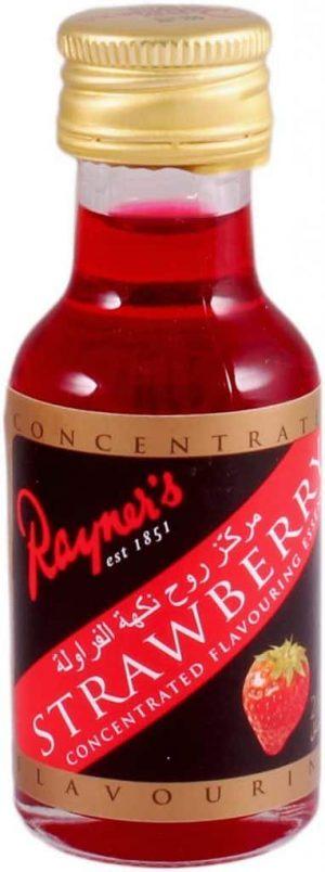 Rayners aardbei aroma essence