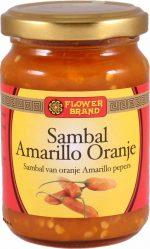 Flowerbrand sambal amarillo oranje