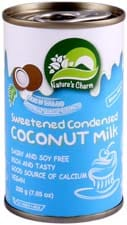 Nature's Charm condensed coconut milk 200 gram