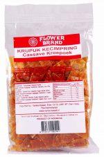 Flowerbrand krupuk kecimpring cassave kroepoek