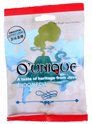 o'unique gembersnoepjes original java