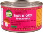 Nature's Charm Jackfruit Barbeque Mushhroom 200 gram
