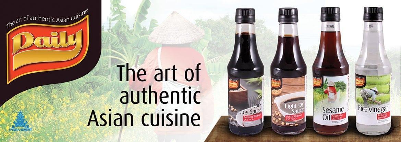 Vanka-Kawat Daily soy sauce